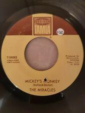 The Miracles - Mickeys Monkey - Tamla Records 54083