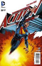 Action Comics #28 (NM)`14 Pak/ Kuder