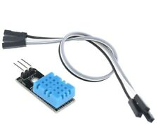 Temperature and Relative Humidity Sensor DHT11 Module with Cable