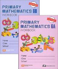 Primary Mathematics Grade 6 Workbook SET - U.S. Edition - New