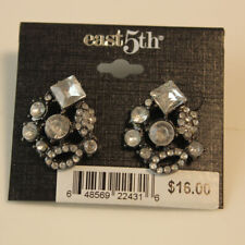 New East5th Acrylic Big Stud Earring Gift Fashion Women Party Holiday Jewelry FS
