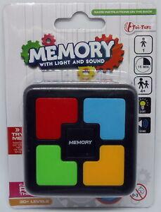 Memory with Light & Sound - Brain Trainer Gedächtnisspiel ähnlich Simon / Senso