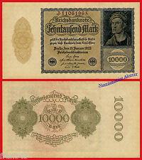 ALEMANIA GERMANY 10000 Mark 1922 Pick 72  SC- /  AUNC