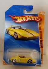 Hot Wheels 62 FORD MUSTANG CONCEPT Yellow PINK Windshield VARIATION