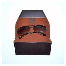 BOSS ORANGE Lunettes de Soleil Aviateur Marron Brown Aviator Sunglasses Hugo