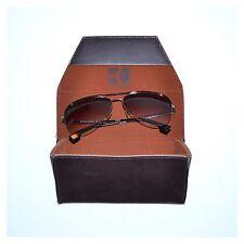 BOSS ORANGE Lunettes de Soleil Aviateur Marron Brown Aviator Sunglasses Hugo