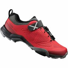Shimano MT5 SPD shoes red size 45