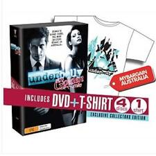UNDERBELLY 3=The GOLDEN MILE=DVD=4 Discs+Limited edition T Shirt