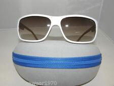 New Authentic Diesel White Sunglasses DSL 55 0158/S T5H DSL55