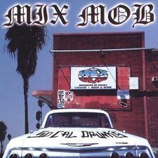 So Cal Drunks by Mix Mob (CD, Apr-2002, Suburban Noize) NEW Free Shipping SEALED