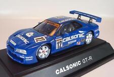 EBBRO 1/43 Art. 64 Nissan GT-R Calsonic OVP #1013