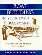 Boatbuilding in Your Own Backyard Large lot of magazines