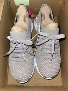 Skechers women's Ultra Flex - Statements Sneaker shoes Taupe, 7 US