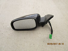 04-06 VOLVO S60 DRIVER SIDE POWER HEATED MEMORY TURN SIGNAL EXTERIOR DOOR MIRROR