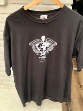 Hard Rock Calling Hyde Park Crew Shirt, Black Size XLarge