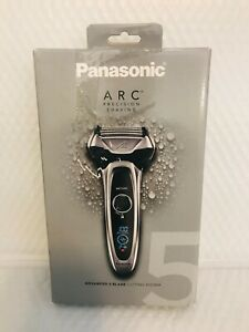 Panasonic - ES-LV65-S  Arc5 Wet/Dry Electric Shaver - Silver   NEW!!