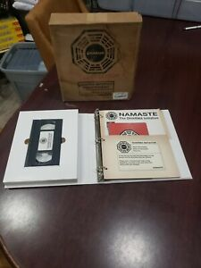 LOST Season 5  Dharma Initiative Orientation Kit DVD 2009 5-Disc Set 📀