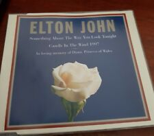Elton John - Candle in The Wind 1997 - MUSIC CD SINGLE - FREE POST *