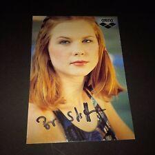 BRITTA STEFFEN signed signiert 10x15 Autogrammkarte !