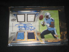 BISHOP SANKEY TOPPSS ROOKIE CERTIFIED AUTOGRAPHED SIGNED FOOTBALL JERSEY CARD