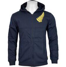 Adidas All Blacks Hoodie Herren Sweatjacke Kapuzen Pullover Training Jacke Hoody