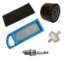 Service Kit, Air, Fuel, Oil Filter, Spark Plug, John Deere LR175 Mowers, KT006