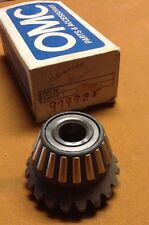 OMC or Johnson Evinrude Pinion Gear and Bearing.  Part # 979925               M1