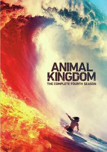 Animal Kingdom: The Complete Fourth Season [New DVD] Full Frame, Subtitled, Am