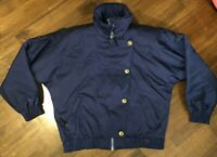 Vintage Obermeyer Dynasty Ski Wear Coat Jacket Blue Navy Size 8 EUCWomen's Snow