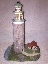Nice Collectible Statue Lighthouse By Sea Nautical Design Home Decor Beach House