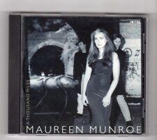 (HW74) Maureen Munroe, A Thousand Miles - 2000 CD