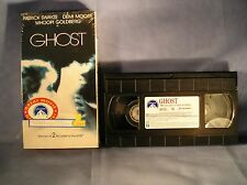 M-23 - Ghost with Patrick Swayze, Demi Moore & Whoopi Goldberg  VHS