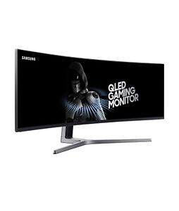 SAMSUNG CHG90 Series 49-Inch Curved Gaming Monitor (3840x1080) QLED HDR *NEW*