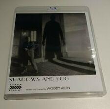 Shadows And Fog - Woody Allen - Arrow Academy - Blu Ray