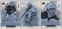 14-15 Trilogy Mark Visentin  /399 Crystal Premeres Rookie Coyotes 2014