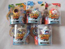 5 x YO-KAI Watch Figures Medal Moments Set Hasbro Friend Toy Yokai Figure New