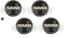 "Saab ""NEVS""  Alloy Wheel Centre Caps (Set of 4) 2100004"