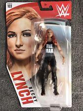WWE Mattel Becky Lynch Series 103 Basic Figure