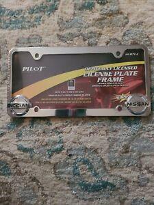 Pilot Automotive Chrome, Nissan License Frame WL071C