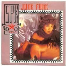 """SPK - Junk Funk - 7"""" Vinyl Record"""