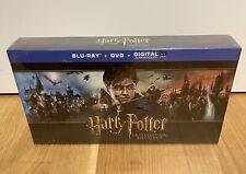 Harry Potter Hogwarts Collection Blu-ray / DVD 31 Disc-Box NEU OVP