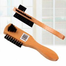 Shoes Cleaning Polishing Multifunction Shoe Brush Shoes Oil Brush 3 Sides