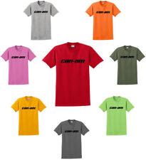 Can Am ATV Offroad Logo T-Shirt TEE SHIRT Can-Am S-XXXL Unisex Dirt Bike Unisex