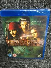 Pirates of the Caribbean: Dead Man's Chest (Blu-ray) Brand New Sealed