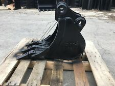New 12 Excavator Bucket For A Takeuchi Tb025