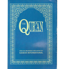 FREE SHIP The Quran English Translation Abdullah Yusuf Ali Saheeh International