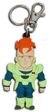 *New* Dragon Ball Z: Chibi Android 16 Pvc Key Chain by Ge Animation