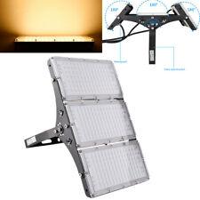 300W LED Aussen Fluter Flutlicht Strahler Outdoor Wasserdicht 220V Warmweiß DHL