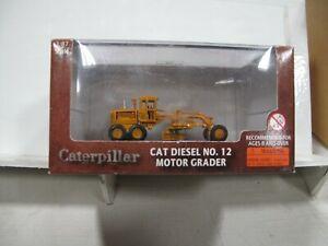 Caterpillar No.12 Road Grader 1/87 Norscot