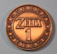 Original Nintendo The Legend of Zelda Collector Coin Culturefly